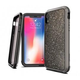 X-Doria Defense Lux cover iPhone XR Glitter