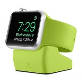 C&S Charging Dock Apple Watch 1 / 2 / 3 / 4 groen