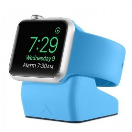 C&S Charging Dock Apple Watch 1 / 2 / 3 / 4 blauw