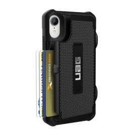 UAG Trooper Hard Case iPhone XR zwart
