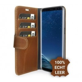 Valenta Booklet Classic Luxe Brown Galaxy S8 Plus