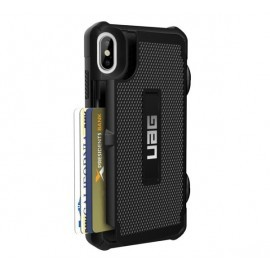 UAG Trooper Hard Case iPhone XS Max zwart