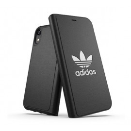 Adidas OR Booklet Case BASIC iPhone XR zwart