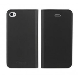Muvit Wallet Case iPhone 5(S)/SE zwart