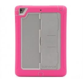 Griffin Survivor Slim case iPad Air 1 roze