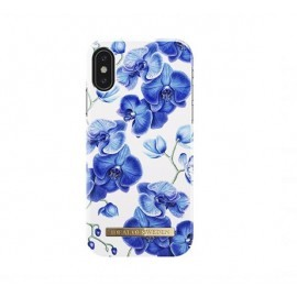 iDeal of Sweden Fashion Back Case iPhone X Fashion baby blue orchid