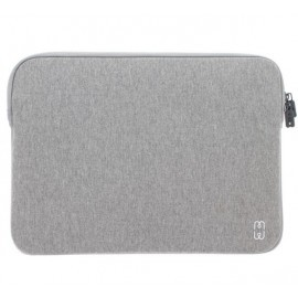 MW Sleeve MacBook Pro 13' Late 2016 grijs/wit