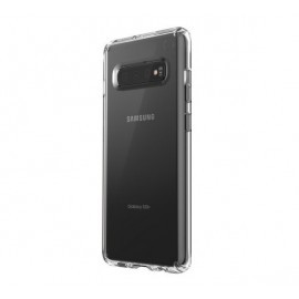 Speck Presidio Stay Samsung Galaxy S10 Plus clear