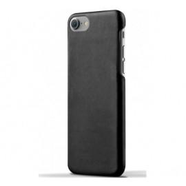 Mujjo Leather Case iPhone 7 / 8 Plus zwart