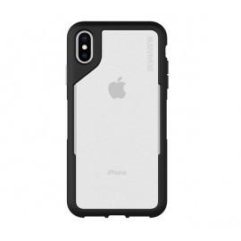 Griffin Survivor Endurance iPhone XS Max zwart / grijs