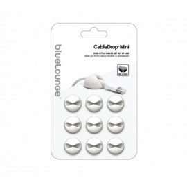 Bluelounge CableDrop Mini 9-pack wit CDM-WH