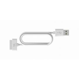 Bluelounge Dockconnector-naar-USB-kabel (0,20 m)