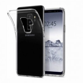 C&S Clear Backcase Samsung Galaxy S9 transparant