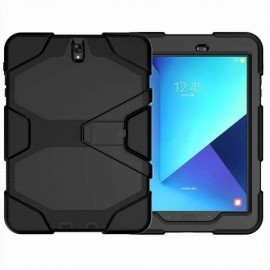 C&S Survivor Hardcase Galaxy Tab A 10.1 2016 zwart