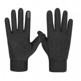 C&S Touchscreen Gloves Full Grip (M) zwart