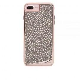 Case-Mate Brilliance Tough Case iPhone 6(S)/7 Plus goud/zilver