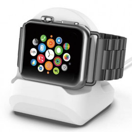 Casecentive Charging Dock Apple Watch Stand 1 / 2 / 3 / 4 wit