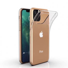 Casecentive Clear silicone Slim case iPhone 11 Pro Max