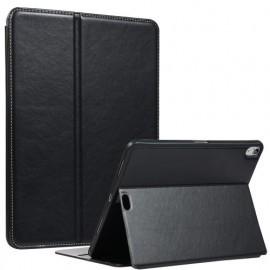 Casecentive Folio Leren Wallet case iPad Pro 11 inch zwart