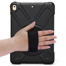 Casecentive Handstrap Hardcase Pro 10.5 / Air 10.5 (2019) zwart