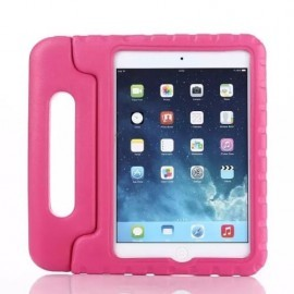 Casecentive Kidsproof Case iPad Mini 4 / 5 roze