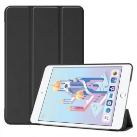 Casecentive Smart Leather Flip Case iPad Mini 4 / 5 zwart