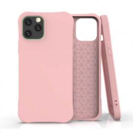 Casecentive Soft Eco TPU Case iPhone 12 roze