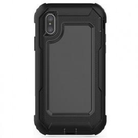 Casecentive Ultimate Hardcase iPhone X/XS zwart