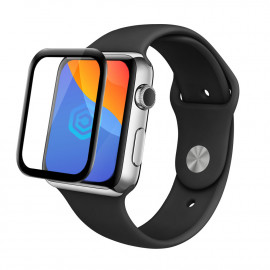 Casecentive 3D full cover flexible glass Apple Watch 40mm