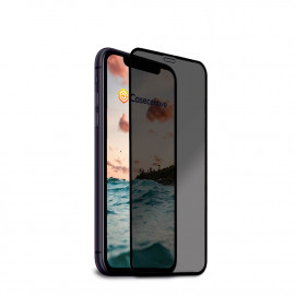 Casecentive Privacy Glass Screenprotector 3D full cover iPhone 11 Pro