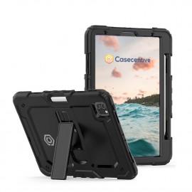 "Casecentive Ultimate Hardcase iPad Pro 11"" 2021 / 2020 / 2018 zwart"