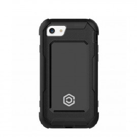 Casecentive Ultimate Hardcase iPhone 6(S) / 7 / 8 / SE 2020 zwart
