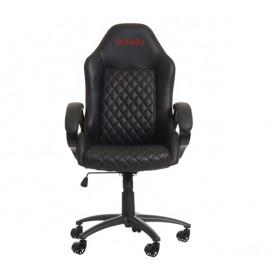 Gear4U Demon chair rood / zwart