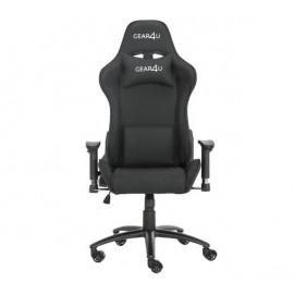Gear4U Elite Fabric gaming chair zwart