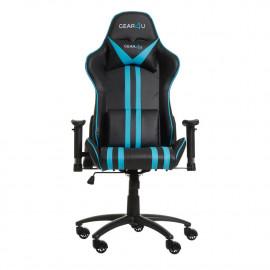 Gear4U Elite gaming chair blauw / zwart