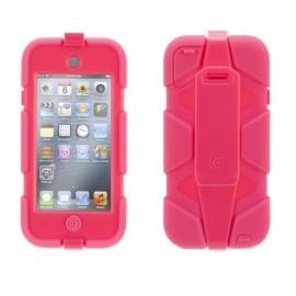 Griffin Survivor Hardcase iPod Touch 5G roze