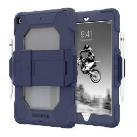 Griffin Survivor All-Terrain Case iPad 10.2 inch blauw