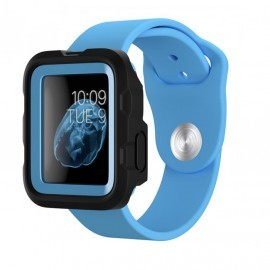 Griffin Survivor Apple Watch 38mm Case blauw