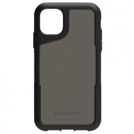 Griffin Survivor Endurance iPhone 11 zwart / grijs