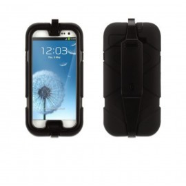 Griffin Survivor Extreme Duty hardcase Galaxy S3 zwart (GB36052)