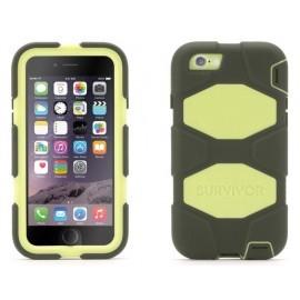 Griffin Survivor Extreme Duty hardcase iPhone 6(S) groen/olijf (GB40567)
