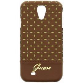 Gianina Galaxy S4 Hardcase Cognac
