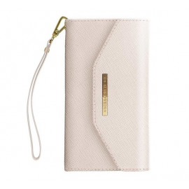 iDeal of Sweden Mayfair Clutch Wallet case iPhone 11 Pro beige