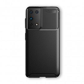 Casecentive Shockproof Case Samsung Galaxy S21 Ultra zwart
