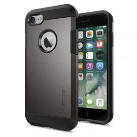 Spigen Tough Armor iPhone 7 gun metal