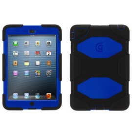 Griffin Survivor Extreme Duty hardcase iPad Mini blauw/zwart