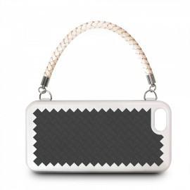 Joy Factory New York Handbag Case iPhone 5(S)/SE zwart