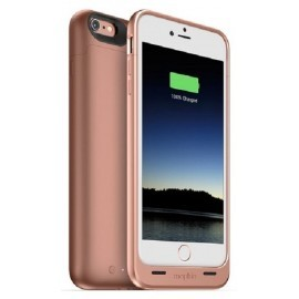 Mophie juice pack iPhone 6(S) Plus rose goud