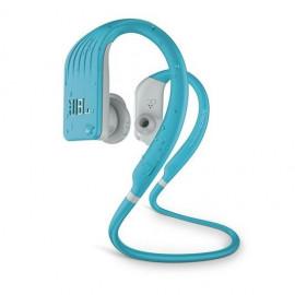 JBL Endurance JUMP wireless sport HP blauw