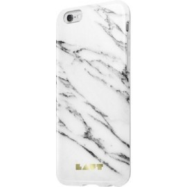 LAUT Huex iPhone 6(S) Marble wit